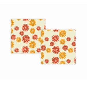 BeesWax Wraps Citrus