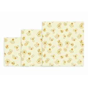 Beeswax Wraps Honeycomb