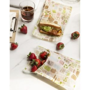 Beeswax Snack & Sandwich Bag
