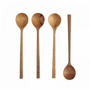 Colher de madeira; Utensílios de cozinha;