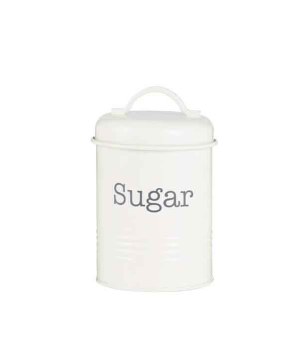 Lata para açúcar