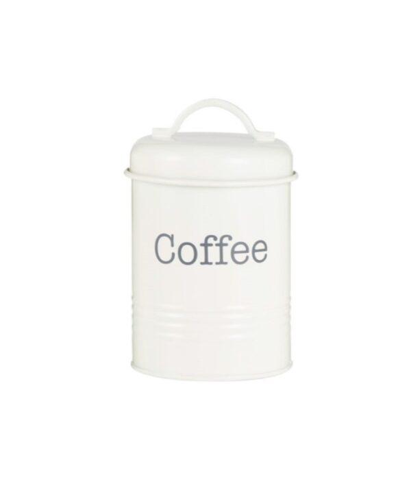 Lata para café